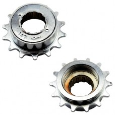 "14T 34mm 1/2""x1/8"" Freewheel Cog Sprocket SILVER"