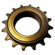 "16T 34mm 1/2""x1/8"" Freewheel Cog Sprocket BROWN"