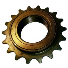 "18T 34mm 1/2""x1/8"" Freewheel Cog Sprocket BROWN"