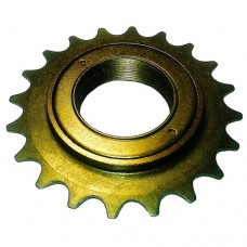 "20T 34mm 1/2""x1/8"" Freewheel Cog Sprocket BROWN"
