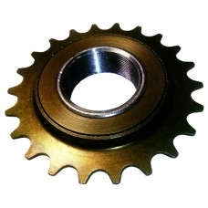 "22T 34mm 1/2""x1/8"" Freewheel Cog Sprocket BROWN"