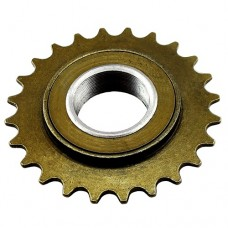 "24T 34mm 1/2""x1/8"" Freewheel Cog Sprocket BROWN"