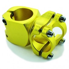 25.4mm Diameter Gold 40mm BMX Stem