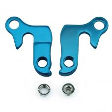 CUBE #124 10124 Derailleur Hanger Dropout BLUE